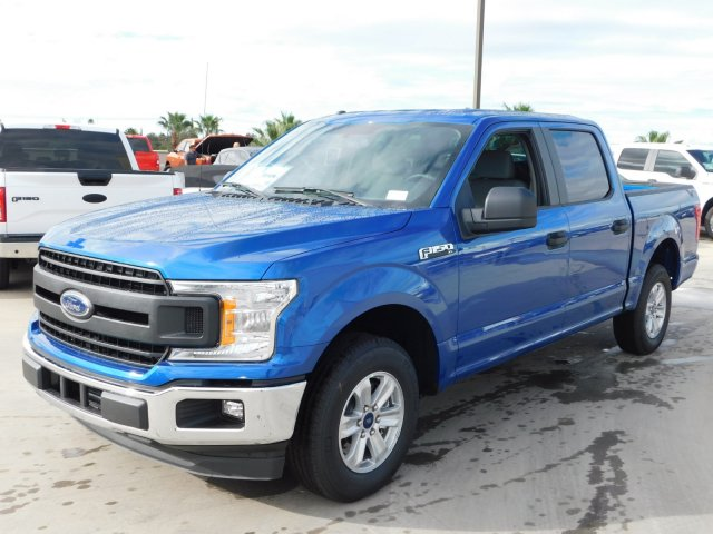 2018 F-150 SuperCrew Cab 4x2,  Pickup #J181868 - photo 1