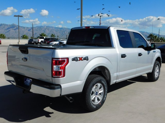 2018 F-150 SuperCrew Cab 4x4,  Pickup #J181881 - photo 4