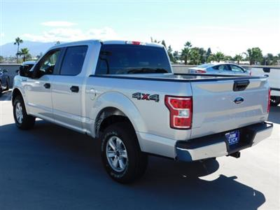 2018 F-150 SuperCrew Cab 4x4,  Pickup #J181881 - photo 2