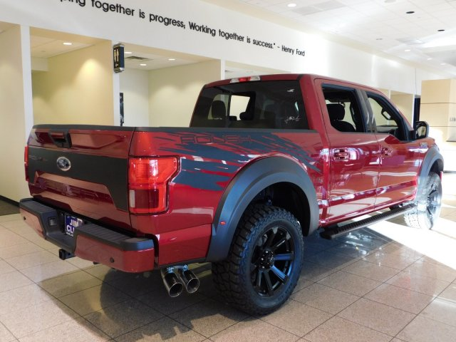 2018 F-150 SuperCrew Cab 4x4,  Pickup #J182107 - photo 4