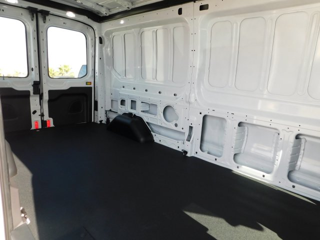 2019 Transit 250 Med Roof 4x2,  Empty Cargo Van #J190136 - photo 2