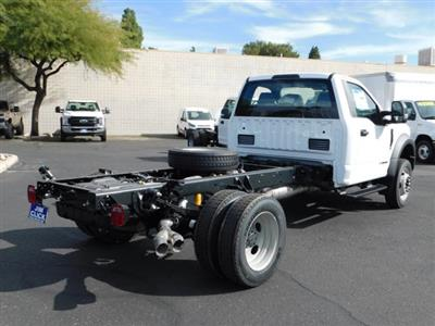 2019 F-450 Regular Cab DRW 4x2,  Cab Chassis #J190154 - photo 4