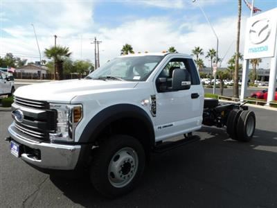 2019 F-450 Regular Cab DRW 4x2,  Cab Chassis #J190154 - photo 1