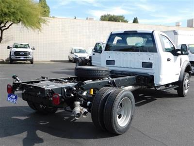 2019 F-450 Regular Cab DRW 4x2,  Cab Chassis #J190181 - photo 4