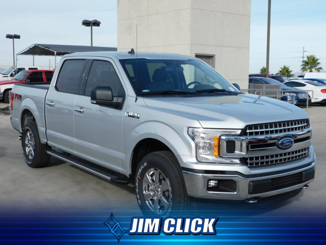 2019 F-150 SuperCrew Cab 4x4,  Pickup #J190196 - photo 3