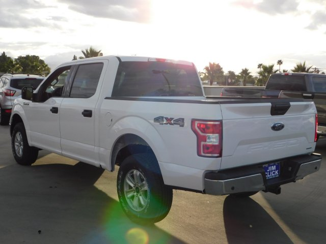 2019 F-150 SuperCrew Cab 4x4,  Pickup #J190200 - photo 2