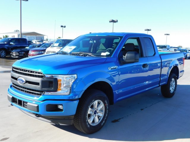 2019 F-150 Super Cab 4x4,  Pickup #J190327 - photo 1