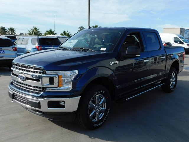 2019 F-150 SuperCrew Cab 4x4,  Pickup #J190355 - photo 1