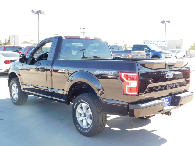 2019 F-150 Regular Cab 4x4,  Pickup #J190376 - photo 4