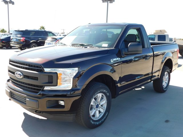 2019 F-150 Regular Cab 4x4,  Pickup #J190376 - photo 5