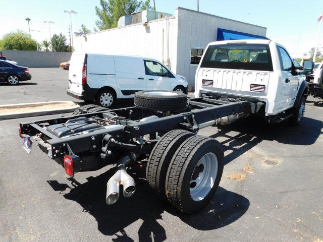 2019 F-550 Regular Cab DRW 4x2,  Cab Chassis #J190421 - photo 2