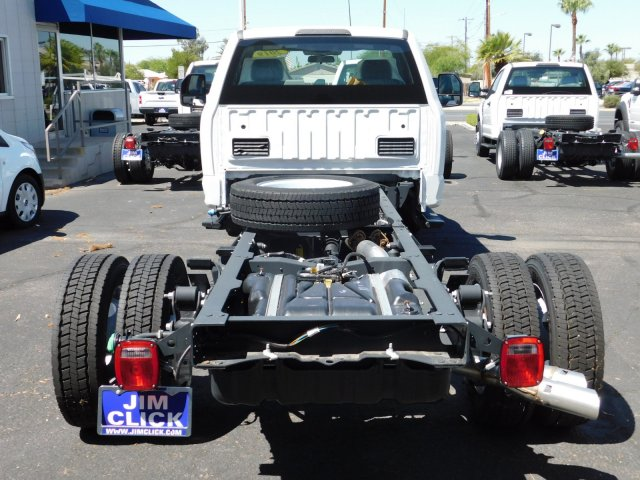 2019 F-550 Regular Cab DRW 4x2,  Cab Chassis #J190421 - photo 3