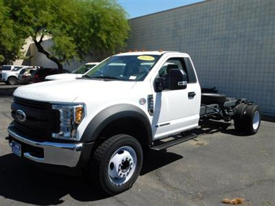 2019 F-550 Regular Cab DRW 4x2,  Cab Chassis #J190421 - photo 5