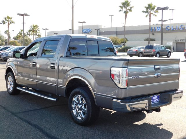 2014 F-150 SuperCrew Cab 4x2, Pickup #J190439A - photo 4