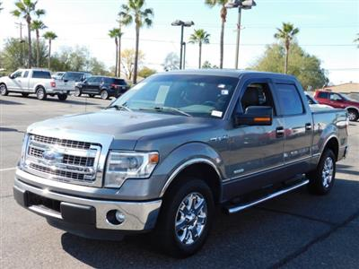 2014 F-150 SuperCrew Cab 4x2, Pickup #J190439A - photo 5