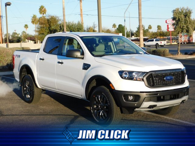 2019 Ranger SuperCrew Cab 4x4,  Pickup #J190440 - photo 1