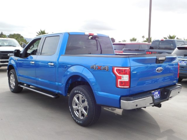 2019 F-150 SuperCrew Cab 4x4,  Pickup #J190445 - photo 4