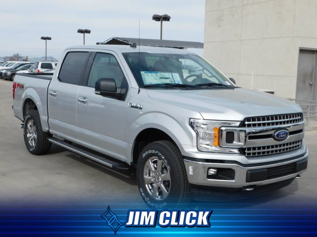 2019 F-150 SuperCrew Cab 4x4,  Pickup #J190459 - photo 1