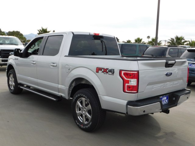 2019 F-150 SuperCrew Cab 4x4,  Pickup #J190459 - photo 4
