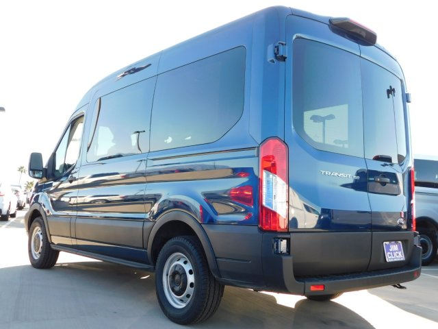 2019 Transit 150 Med Roof 4x2,  Passenger Wagon #J190510 - photo 4