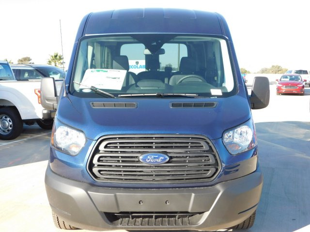 2019 Transit 150 Med Roof 4x2,  Passenger Wagon #J190510 - photo 6