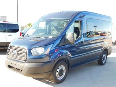 2019 Transit 150 Med Roof 4x2,  Passenger Wagon #J190510 - photo 5