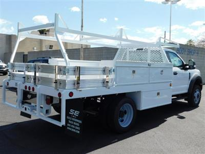 2019 F-450 Regular Cab DRW 4x2,  Scelzi CTFB Contractor Body #J190514 - photo 2