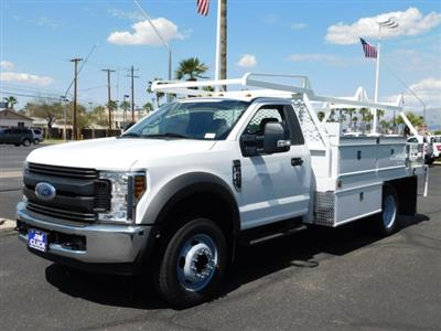 2019 F-450 Regular Cab DRW 4x2,  Scelzi CTFB Contractor Body #J190514 - photo 5