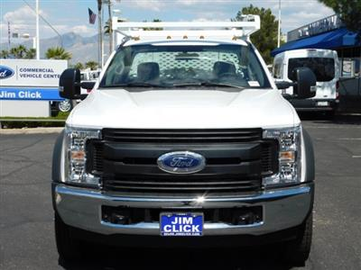 2019 F-450 Regular Cab DRW 4x2,  Scelzi CTFB Contractor Body #J190514 - photo 6