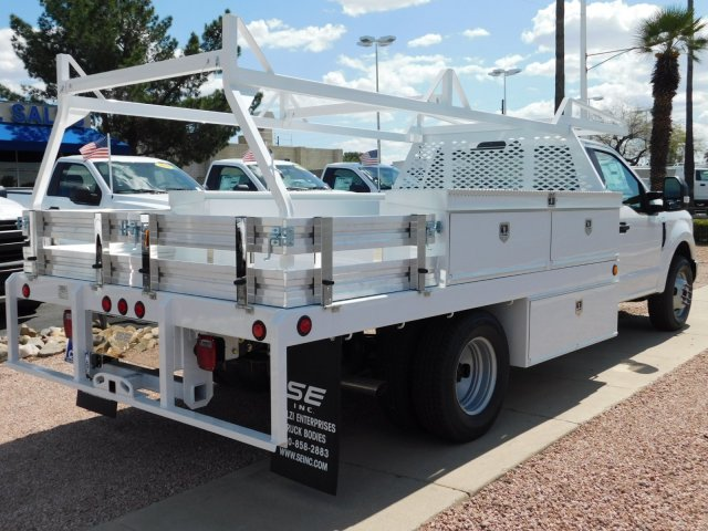 2019 F-350 Regular Cab DRW 4x2,  Scelzi CTFB Contractor Body #J190515 - photo 2