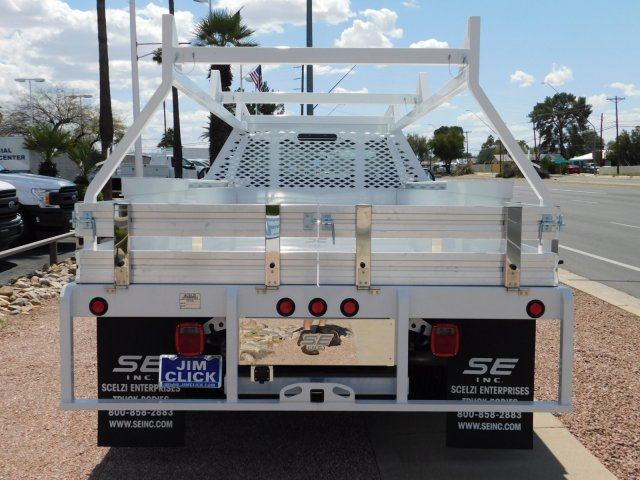 2019 F-350 Regular Cab DRW 4x2,  Scelzi CTFB Contractor Body #J190515 - photo 3