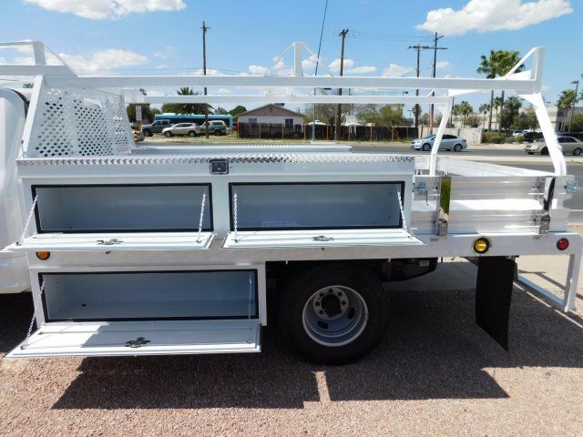 2019 F-350 Regular Cab DRW 4x2,  Scelzi CTFB Contractor Body #J190515 - photo 7