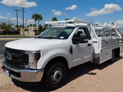 2019 F-350 Regular Cab DRW 4x2,  Scelzi CTFB Contractor Body #J190515 - photo 5
