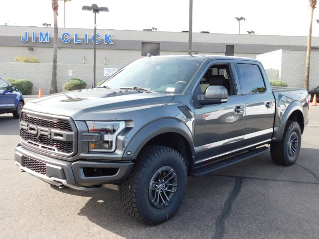 2019 F-150 SuperCrew Cab 4x4,  Pickup #J190623 - photo 5