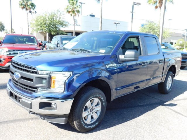 2019 F-150 SuperCrew Cab 4x4,  Pickup #J190641 - photo 5