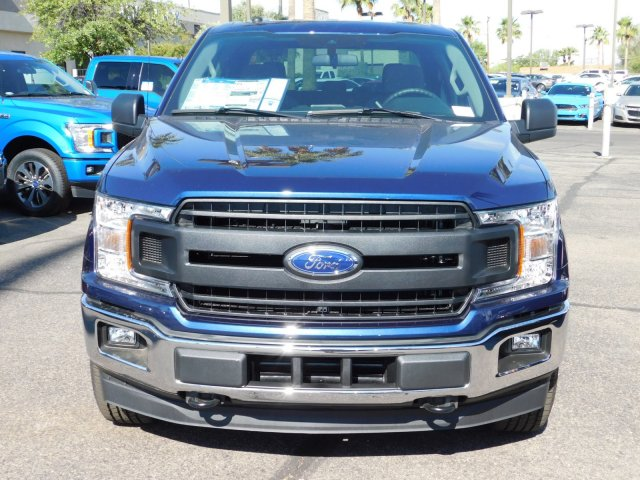 2019 F-150 SuperCrew Cab 4x4,  Pickup #J190641 - photo 6