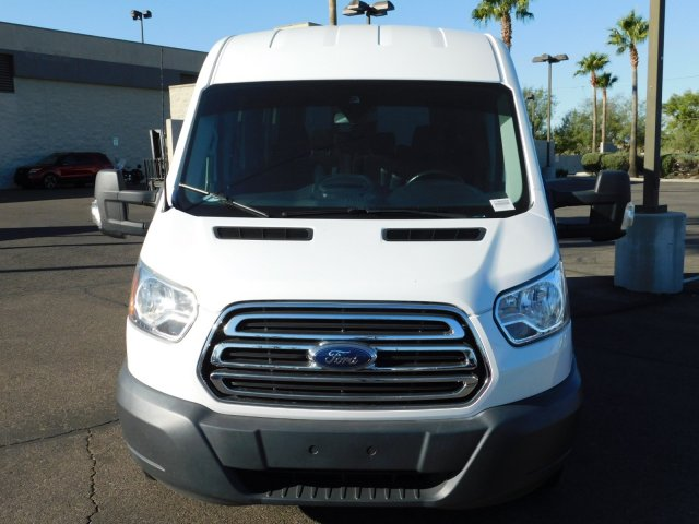 2016 Transit 350 Med Roof 4x2, Passenger Wagon #J190656A - photo 6