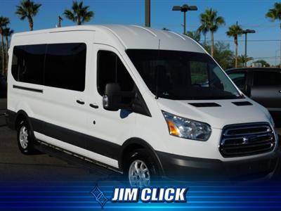 2016 Transit 350 Med Roof 4x2, Passenger Wagon #J190656A - photo 1