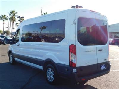 2016 Transit 350 Med Roof 4x2, Passenger Wagon #J190656A - photo 4