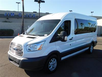2016 Transit 350 Med Roof 4x2, Passenger Wagon #J190656A - photo 5
