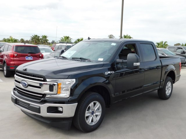 2019 F-150 SuperCrew Cab 4x2,  Pickup #J190685 - photo 5