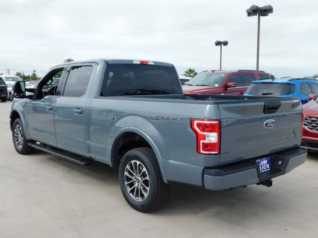 2019 F-150 SuperCrew Cab 4x2,  Pickup #J190686 - photo 4