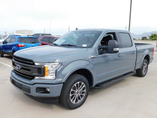2019 F-150 SuperCrew Cab 4x2,  Pickup #J190686 - photo 5