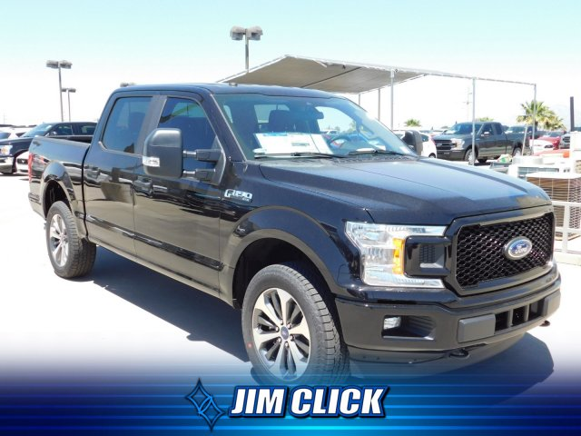 2019 F-150 SuperCrew Cab 4x4,  Pickup #J190710 - photo 1