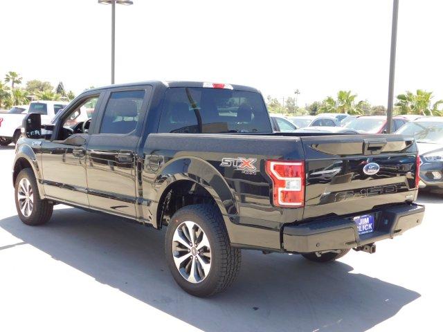 2019 F-150 SuperCrew Cab 4x4,  Pickup #J190710 - photo 4