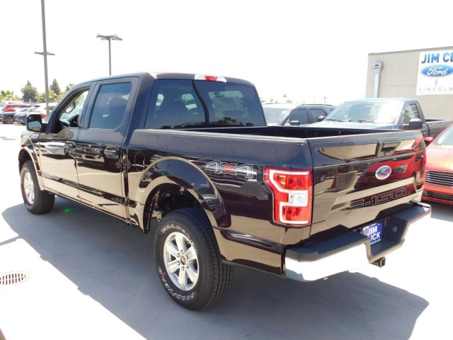 2019 F-150 SuperCrew Cab 4x4,  Pickup #J190711 - photo 4