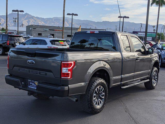 2019 F-150 Super Cab 4x4,  Pickup #J190712 - photo 2