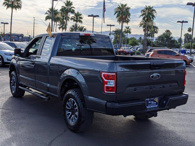 2019 F-150 Super Cab 4x4,  Pickup #J190712 - photo 4