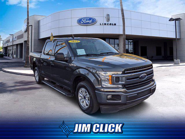 2019 F-150 SuperCrew Cab 4x2,  Pickup #J190719 - photo 1
