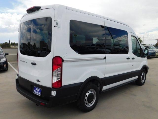 2019 Transit 150 Med Roof 4x2,  Passenger Wagon #J190730 - photo 1